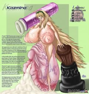 iGAPES - Kazmina 01 es