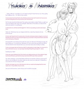 iGAPES - Yukiko & Namika 01 (HCaps)