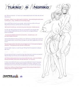 iGAPES - Yukiko & Namika 01 (SCaps)