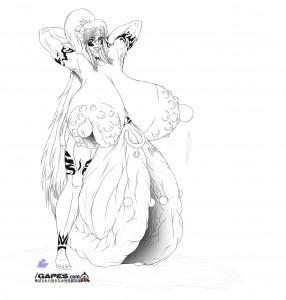 iGAPES - Gapezonian 01 Fujiko
